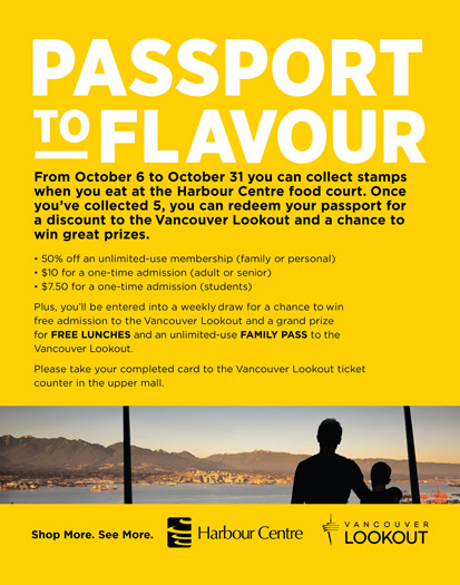 Passport to Flavour