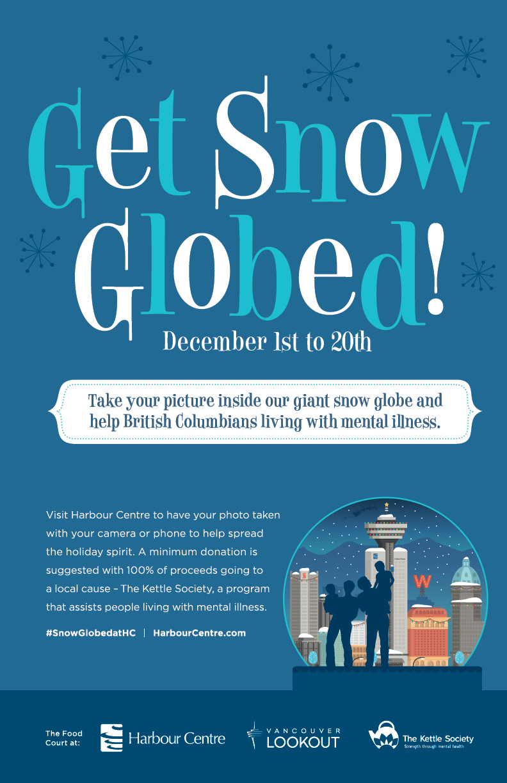 Snow Globe Poster