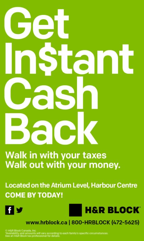 Snipped - Get instant cash back